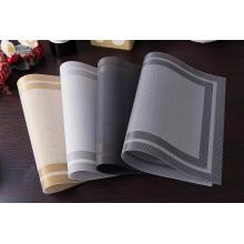 DPF 100% PVC Restaurant ou tapis de table de cuisine