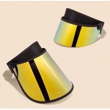 female sun UV shield visors