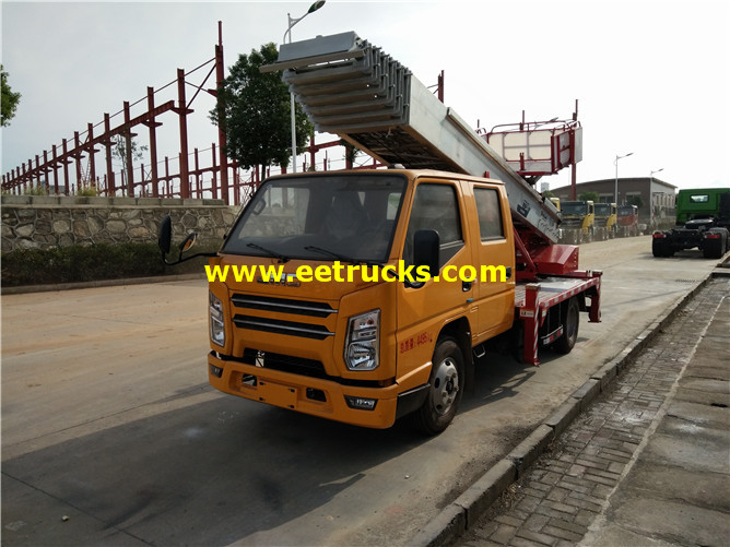 Truck mounted Lifts