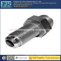 Preicsion customized cnc stainless steel water jet nozzle