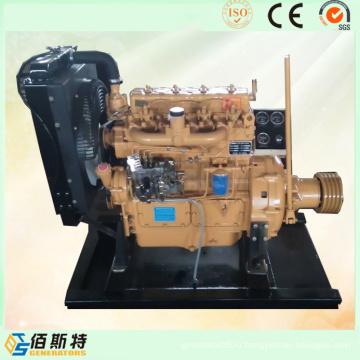 30 кВт резервный силовой дизельный генератор