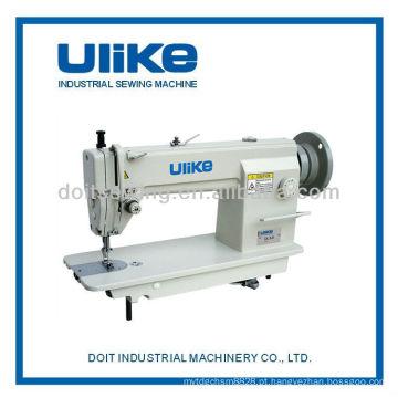 UL6-9 Máquina de costura industrial resistente de alta velocidade do Lockstitch