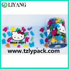 Hello Kitty, Heat Transfer Film for Plastic, Milticolor