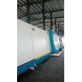Automatic argon gas filling machine for insulating glass
