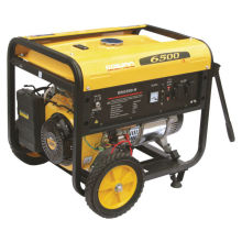 CE WH6500 air-cooled gasoline generator power sets 4.5KW