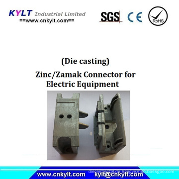 Elektrische Ausrüstung Zamak Spritzguss Steckverbinder