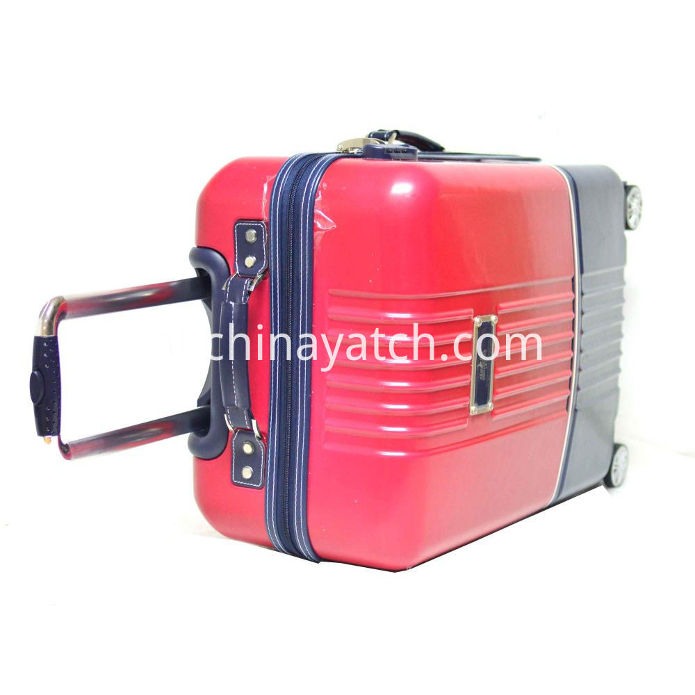 ABS Luggage with Spinner Wheels