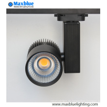 20W / 30W / 45W Weiß Schwarz Silber CREE COB LED Schienenbeleuchtung (MB-TL01-30W)