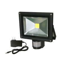 solar green power Motion Led Flood Light