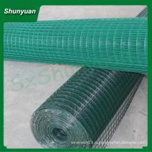 Высококачественные сварные сетки SS316 / 304 / рулоны (Китай производитель)