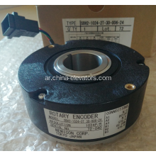 NEMICON ENCODER لـ Fujitec Elevators SBH2-1024-2T 30-006-24