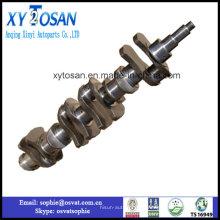 Eixo de manivela fundido ou forjado para Isuzu 6QA1 Crankshaft OEM 1-12310-386-1