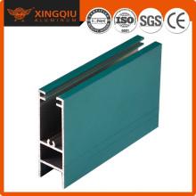 Aluminiumprofil 6063 t5, hohler Aluminium-Extrusionslieferant
