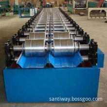 Wall Panel Forming Machine with 4kW Motor Power, Various Designs are Available
