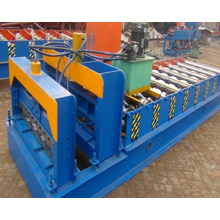 Glazed Tile Roll Forming Machine China Manufacturer 2016