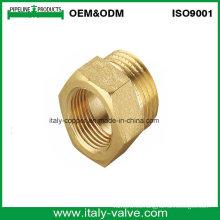 Enchufe de cobre amarillo masculino modificado para requisitos particulares de la calidad del OEM & ODM