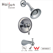Haijun Useful And Durable cUpc Single Handle Wall Mounted Shower Faucet