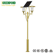 Applied in Around 50 Countries Solar Garden Light