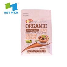 Emballage alimentaire sec biodégradable respectueux de l'environnement