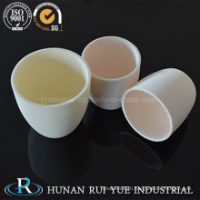 Ceramic Crucible Al203 99% for Carbon and Sulfur Analyzer