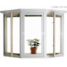 Single Hung Window Vertical PVC Sliding Window