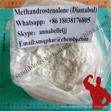 Mais populares Anticorpos anabolizantes D-Bol Methandrostenolone Dianabol Injectable for Bodybuilding