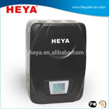 Display digital monofásico pendurado AC alto percision servo regulador de tensão automático com tensão de entrada 100-260v