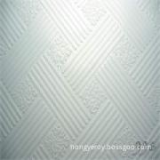 pvc laminated gypsum ceiling tile