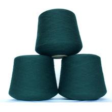 Tissu de tapis / textile tricotant la laine de yak de crochet / laine blanche naturelle de laine de Tibet-moutons