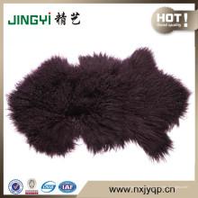 Peaux de mouton tibet de haut niveau