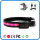 Led Light Up Pink reflecterende halsband