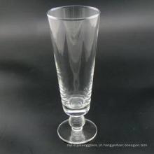 320ml de vidro com pés