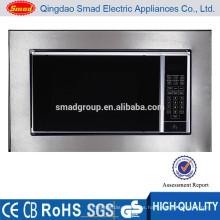 La venta caliente hecha en China utilizó el horno de microondas dc 24v del dispositivo de cocina