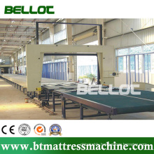Automatic Horizontal Foam Machine Btcd-2380A