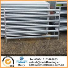 Panneaux de stylos de yard de porc de chèvre de mouton en métal galvanisé résistant
