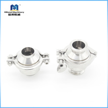 Trade Assurance ASTM Sanitary Stainless Steel air non return valve