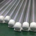 Gewächshaus Zimmerpflanze Integrierte LED-Röhre wachsen Licht