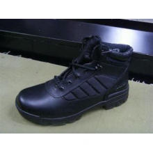 Outdoor Anti - Aging Military Tactical Boots / Mens Black M