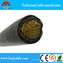 Kvv, 0.6 / 1kv Flexible Copper Control Cable