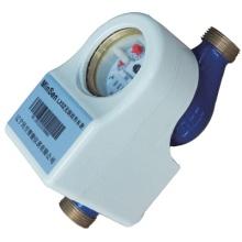 Дистанционный мокрый измеритель воды, управление клапанами, AMR, GPRS Wireless