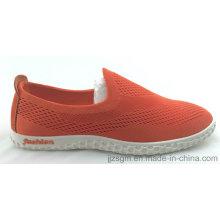 Casual Slip-on Flyknit Shoes for Men and Women