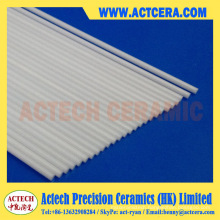 1mm Precision Zirconia Ceramic Thin Shaft/Rods Machining