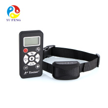 rainproof and chargeable vibration function training system with 800m yard remote range