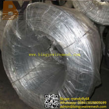 Hot-Dipped Galvanized Flate Wire Cattle Wire
