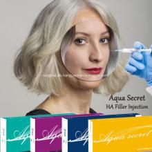 Anti-Falten-Hautfüller zur Verjüngung