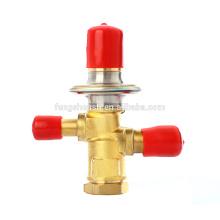 Fabricación de válvulas de presión bypass