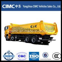 Yc C & C 380HP 8X4 Camión volquete