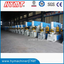 Q35Y-25 high precision hydraulic combined metal punching bending shearing machine
