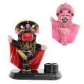 FQ brand new design beliebte chinesische traditionelle Sichuan Opera Gesicht kleine Handwerk Puppe