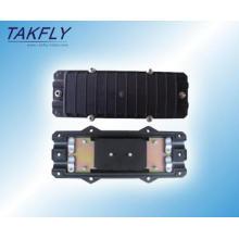 Wasserdichte Fasern horizontal (zwei in zwei heraus) Kleine Größe / Mini Faser-Optik Spleißverschluss